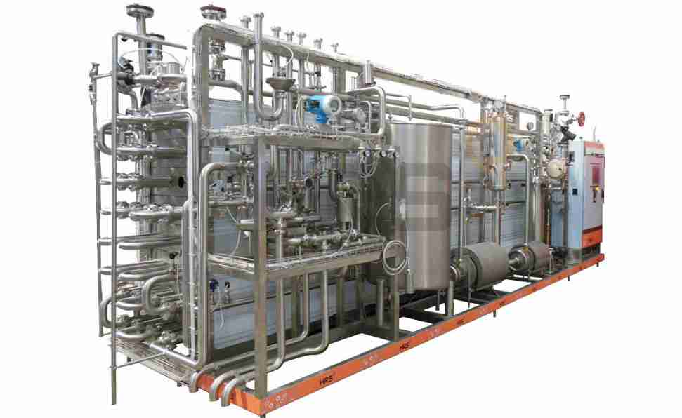 Beverage Pasteurizer and Turnkey Beverage Processing Lines