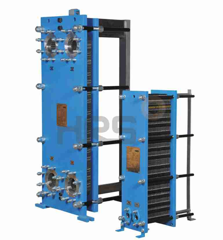 HRS Funke Gasketed Plate Heat Exchangers