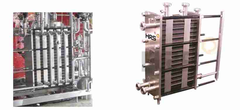 Cladded Plate Heat Exchanger