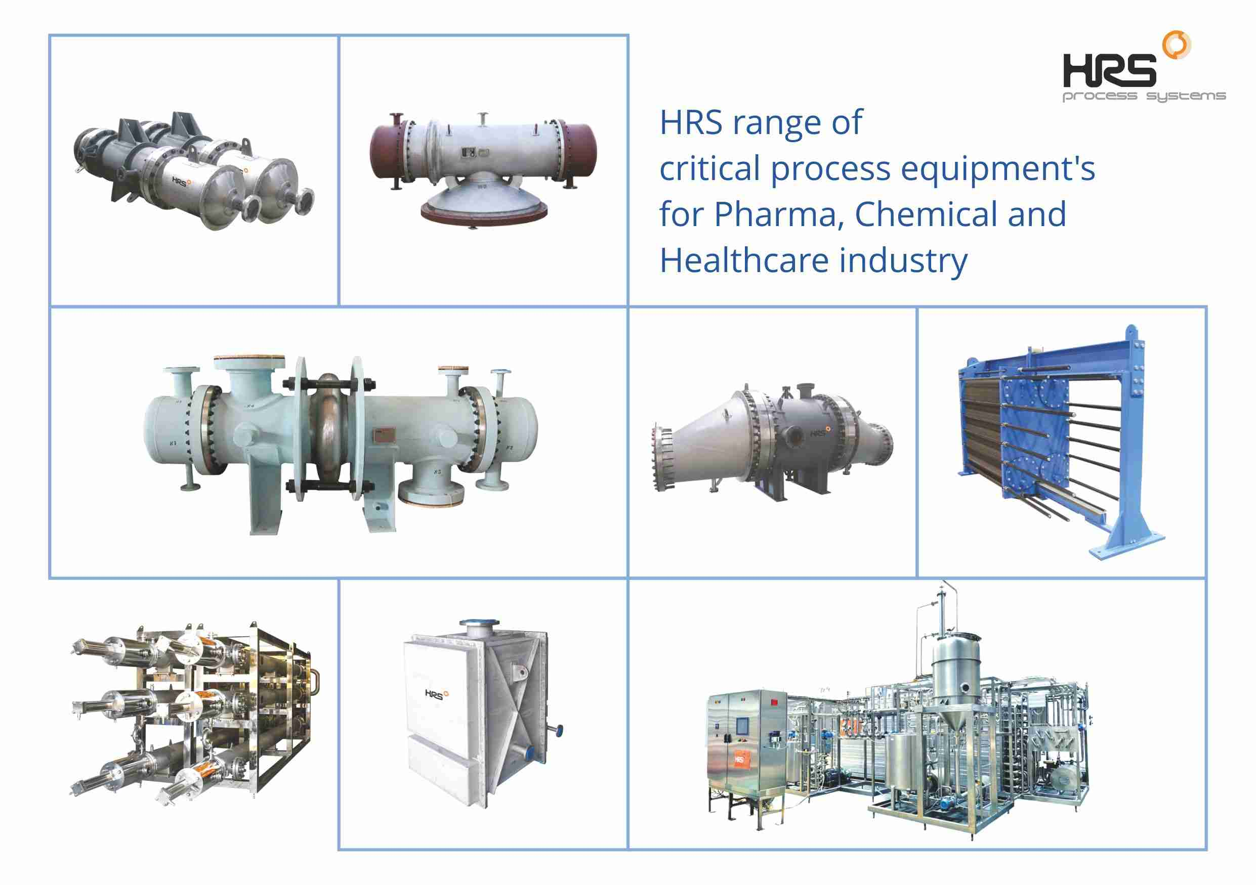 HRS Efficient Thermal Processing