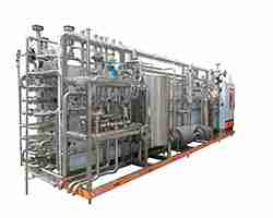 Turnkey Beverage Processing Solutions-Pasteuriser, Sterilizer and UHT
