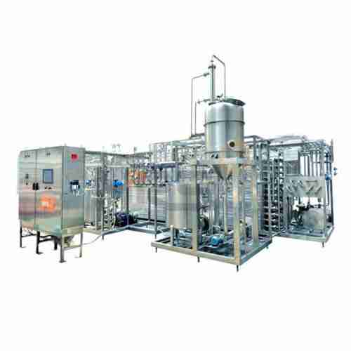UHT Systems for Dairy Nutraceuticals