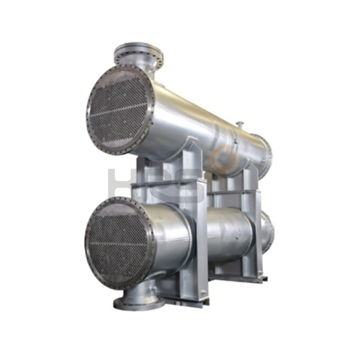 Ecoflux* Smooth Tube Heat Exchanger