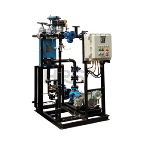 HRS Heat Exchanger based system
