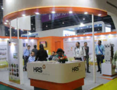 HRS PSL exhibits energy efficient heat transfer solutions for pharmaceutical industry at P-mec /CPHI 2019