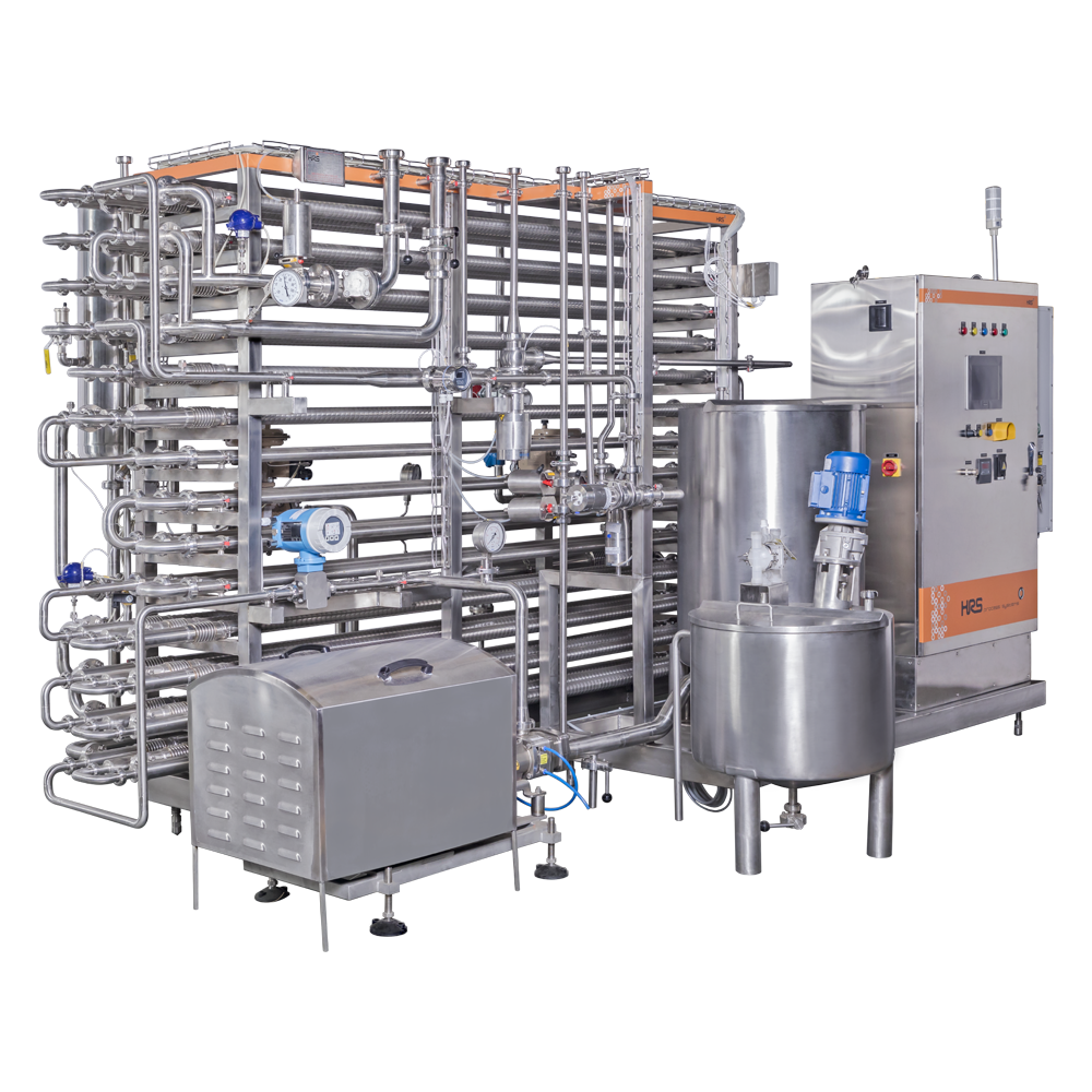 Pre-heaters and Pasteurizer Systems