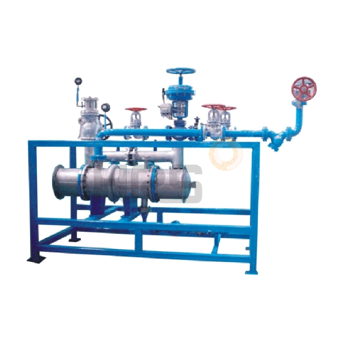 Emulsion Circuit Reheating System